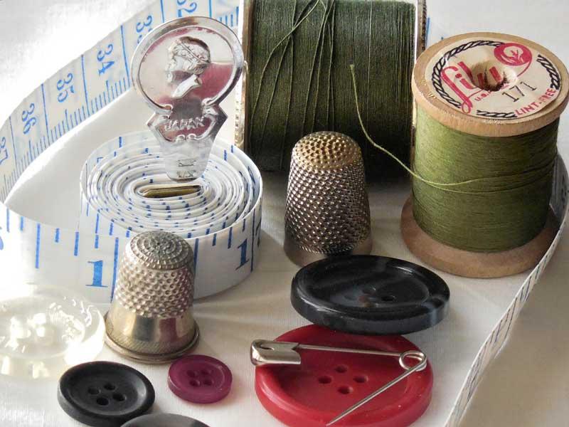 Consejos para coser un botón