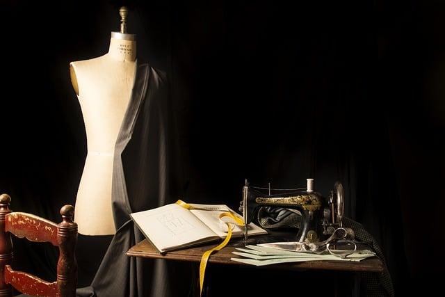 modelaje en costura