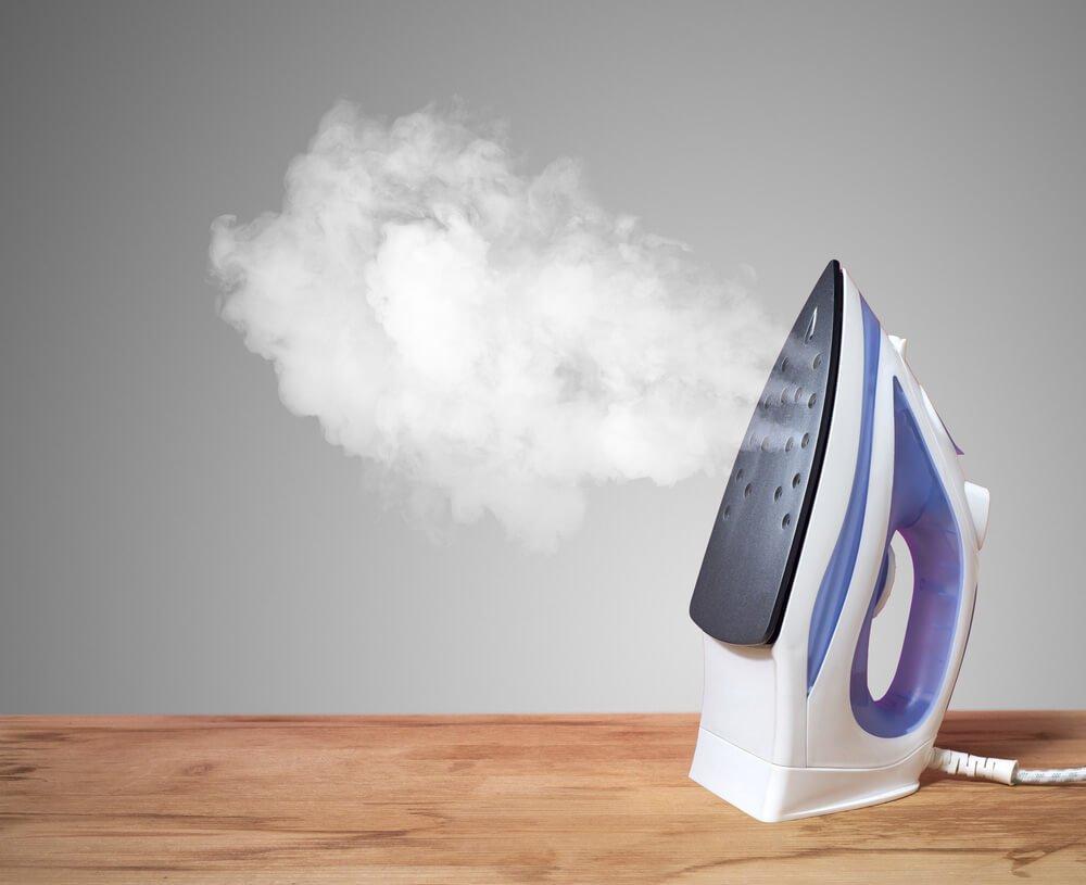 Plancha vapor