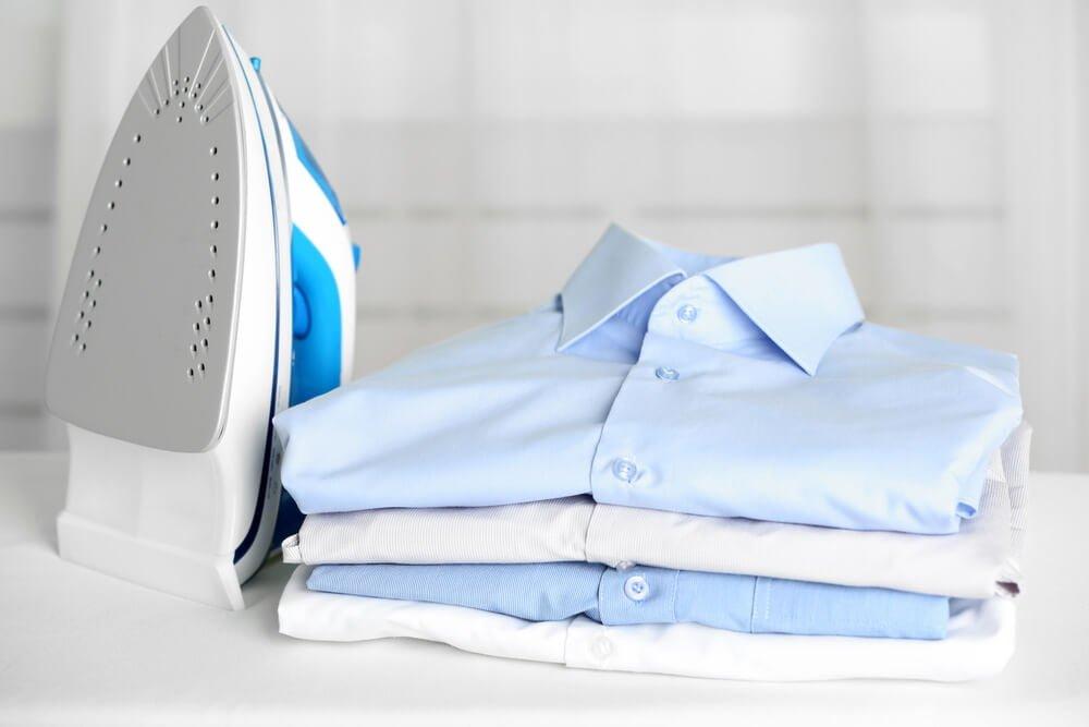 Plancha y camisas
