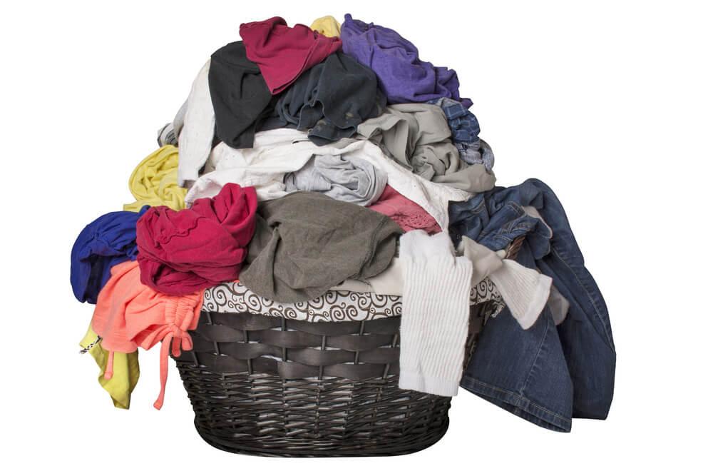 Cesto ropa plancha