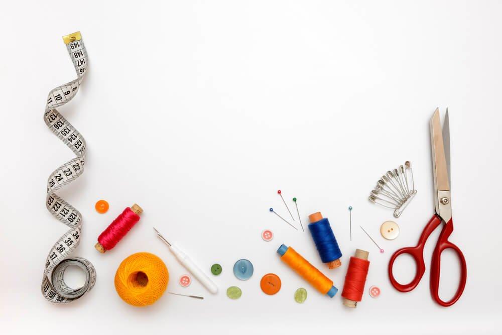 accesorios para coser