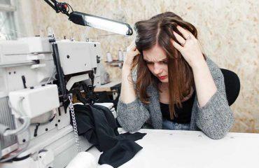 ¿Por qué mi máquina de coser no funciona?